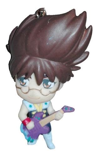 Llavero Figura Basara Nekki 5cm Macross 7 Anime Navidad Amor