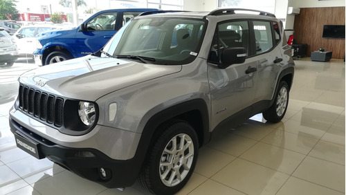 Jeep Renegade Sport 1.8 At6 Linea 2021 Entrega Inmediata