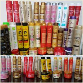 60 Itens = Shampoo + Condicionador + Máscara