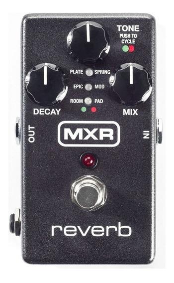 Pedal Mxr Reverb M300 - Pronta Entrega