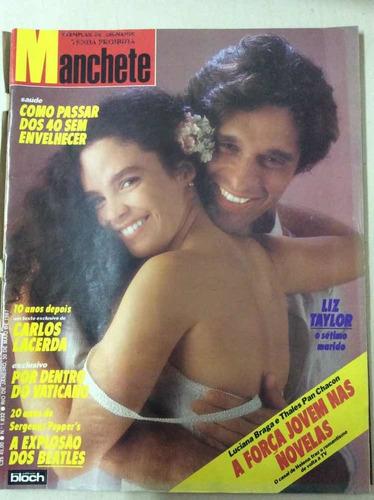 Revistas Manchete - Estado De Novas - 1987