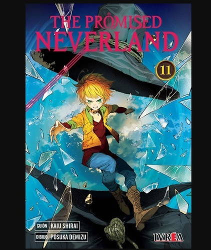 Imagen 1 de 1 de Manga The Promised Neverland Tomo 11 - Argentina