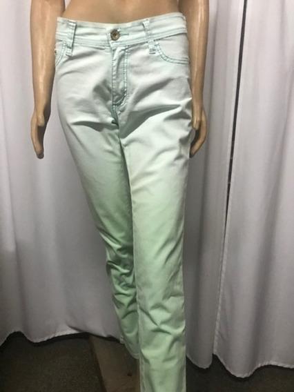 Pantalon De Jean Armesto,impecabl Talle 40 Spandex Y Algodon