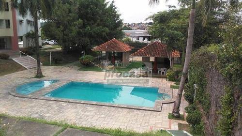 Imagem 1 de 3 de Apartamento Com 4 Dormitórios Para Alugar, 60 M² Por R$ 2.600/mês - Adrianópolis - Manaus/am - Ap3111