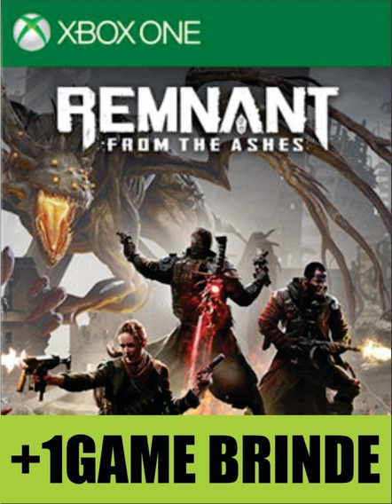 Remnant From The Ashes Xbox One Mídia