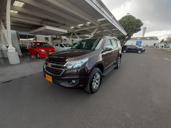 Chevrolet Trailblazer Ltz At 2.8 4x4 Diese