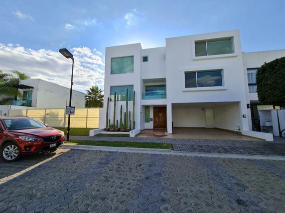 Casa En Renta Lomas De Angelopolis 1 Cluster 333