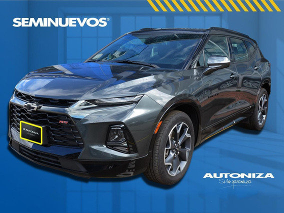 Chevrolet Blazer Rs 2019 4000km Dl
