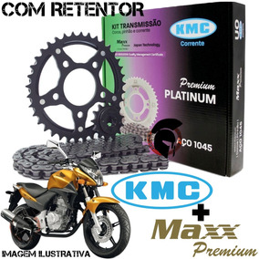 Kit Relação Kmc Cb300 14/37 C/retentor + Performance 7911