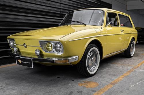 1970 Volkswagen Variant 1600