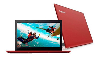 Lenovo Notebook Ip330 Roja 15,6 Intel I3 8130u 4gb Hd Cuotas