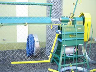 Máquina Para Fabricar Telas De Arame E Alambrados Metal Fio