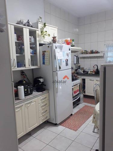 Sobrado Com 2 Dormitórios À Venda, 66 M² Por R$ 370.000 - Jardim Kuabara - Taboão Da Serra/sp - So0266