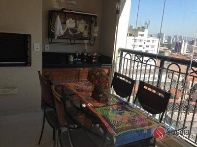 Apartamento À Venda, Tatuapé, São Paulo - Ap5810. - Ap5810