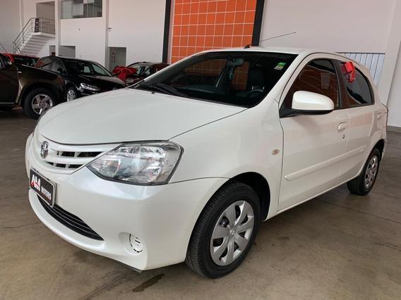 Toyota Etios 2016 1.5 16v Xs 5p 1° Dono Impecável 69.000 Km