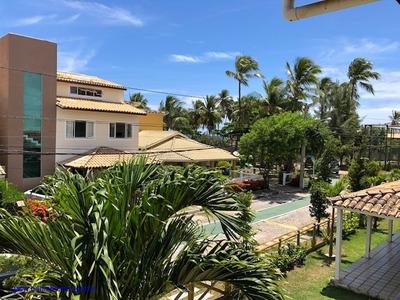 Casa 326m² Stella Mares Com 4 Quartos E 2 Suítes - Terraço Gourmet / Vista Mar - Ca00036van