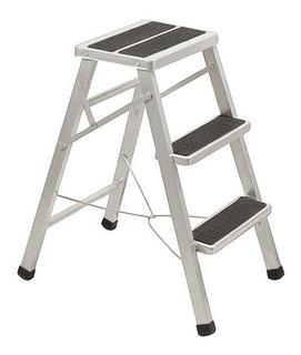 Banqueta Escada 3 Degraus C/tap.artmix Cz