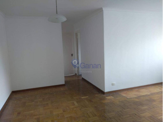 Apartamento Com 2 Dormitórios À Venda, 81 M² Por R$ 650.000,00 - Brooklin - São Paulo/sp - Ap5906