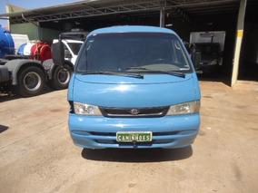Kia Besta 1998 Azul 2.7 Gs 4p Muito Nova Itália Caminhões