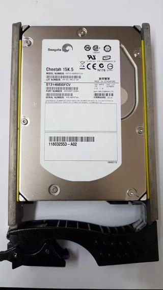 Hd Seagate 300gb 15k.5 Com Case Emc (usado)
