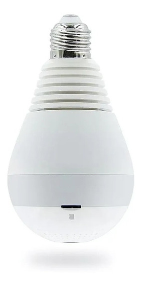 Camera Lampada Ip Lampada Panoramica Wifi Vr360