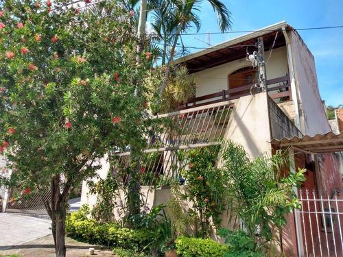 Casa Com 3 Dormitórios À Venda, 240 M² Por R$ 750.000,00 - Parque Jatibaia (sousas) - Campinas/sp - Ca4236