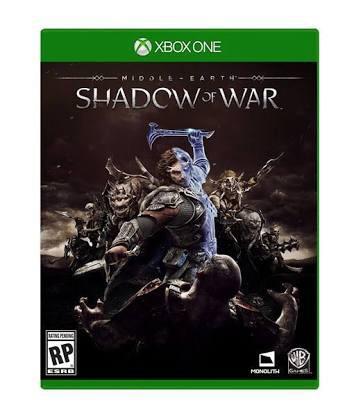 Terra Média : Sombras Da Guerra Xbox One Digital Online