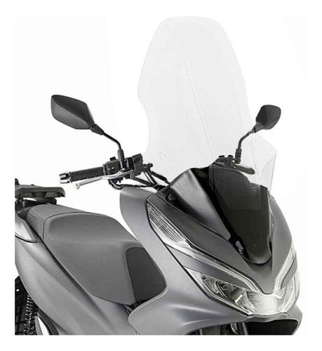 Parabrisa Bolha Pcx Honda Transparente 2019 Em Diante
