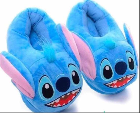 Pantuflas Stitch Importadas