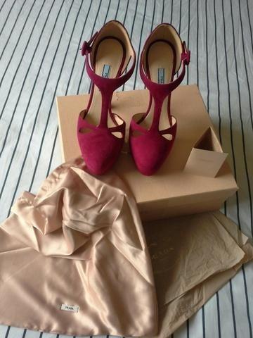 Sapato Prada Milano Original