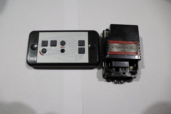 Controle + Modulo 2.4ghz Camaro Bmw X6 Bandeirantes Fy-6v