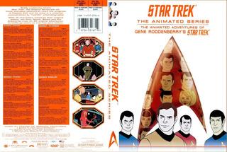 Star Trek T.o.s. Animada 4 Dvd