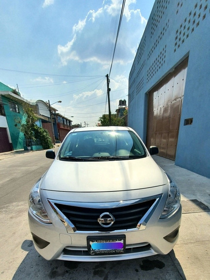 Nissan Versa 2019, Drive Tm A/c , Factura Original.