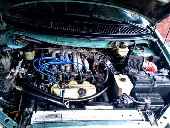 Se Cambia Nissan Quest 94 7 Pasajeros Glp Y Gasolina