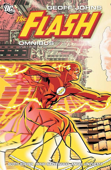 The Flash By Geoff Johns Omnibus, Volume 1