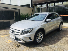 Mb/classe Gla 1.6 Adv.turbo Flex 2015/2016 Prata Blindado