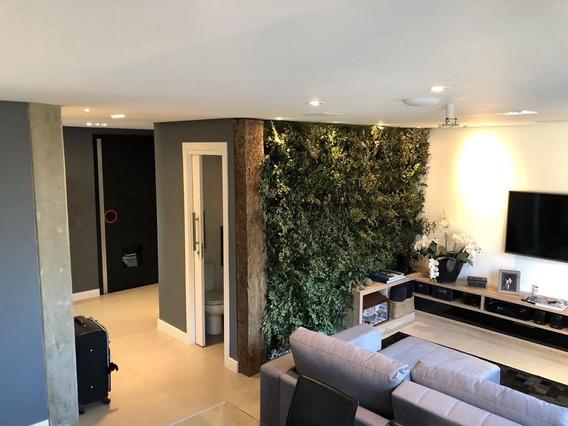 Maravilhoso Apartamento Com Conceito Moderno E Totalmente Mobiliado! Vila Leopoldina - 170-im363092