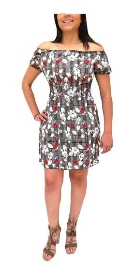 Vestidos Cortos Frescos Hermosos Resorte Cintura Varios Mod