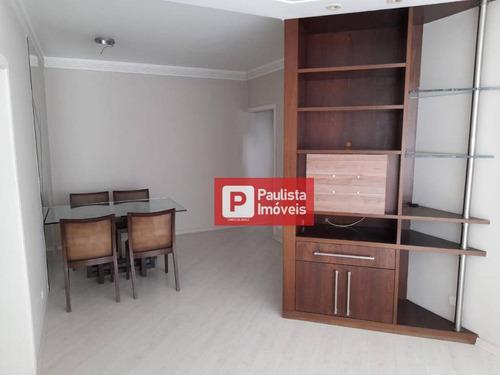 Apartamento Com 2 Dormitórios - Campo Belo - São Paulo/sp - Ap31992