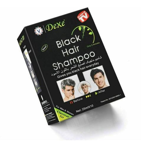 Shampoo Pinta Canas 10min Color Negro X - mL a $240