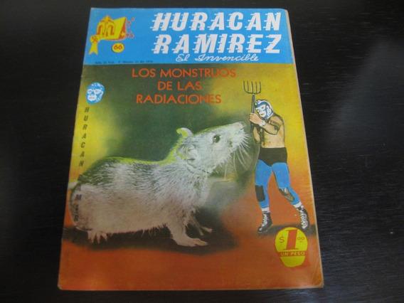 Huracán Ramirez Numero 66 Fotonovela Policíaca 70s