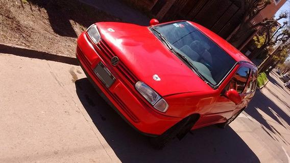 Volkswagen Gol Gl 1.9 Sd Sedan 3 Ptas. Diesel Año1999