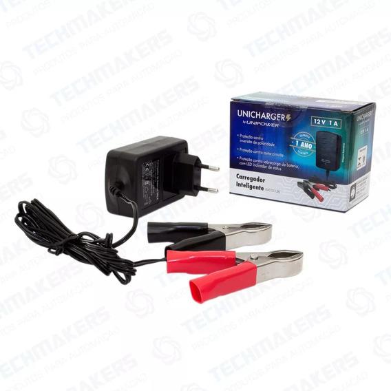 Carregador Inteligente Para Bateria Selada 12v - Unipower