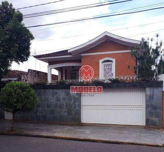 Casa Comercial Para Locação, Vila Rezende, Piracicaba. - Ca1749
