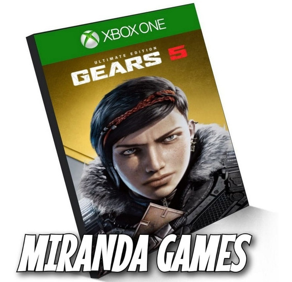 Gears 5 Ultimate Edition Xbox One Midia Digital Of War