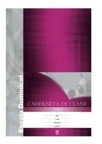 Caderneta De Classe ( Kit Com 5 Cadernetas)