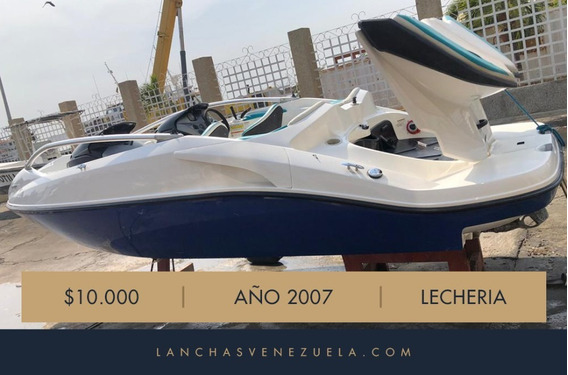 Lancha Sea Doo Speedster 200 19.5 Lv744