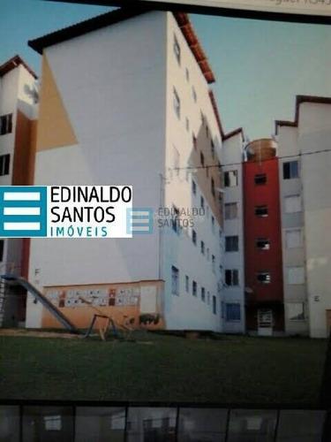 Edinaldo Santos - Previdenciários, Apto De 2/4 Condomínio São Geraldo 1 - 877