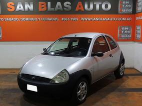 Ford Ka 1.6 2004 Action Aa Usb Aux 3 Puertas San Blas Auto