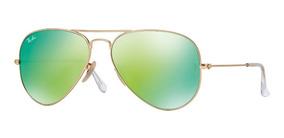 8cac0ceda5 Gafas De Sol Ray-ban® Aviator Green Flash Lenses. por RayBan